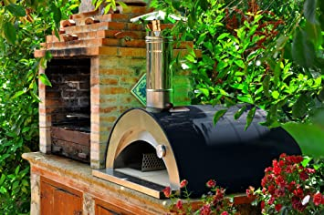 wood fired pizza oven nonno lillo - Wood Fired Oven
