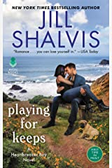 Playing for Keeps: A Heartbreaker Bay Novel Mass Market Paperback