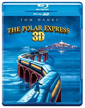 da8fd05a13 Amazon.com: The Polar Express (Single Disc Blu-ray 3D/Blu-ray Combo ...