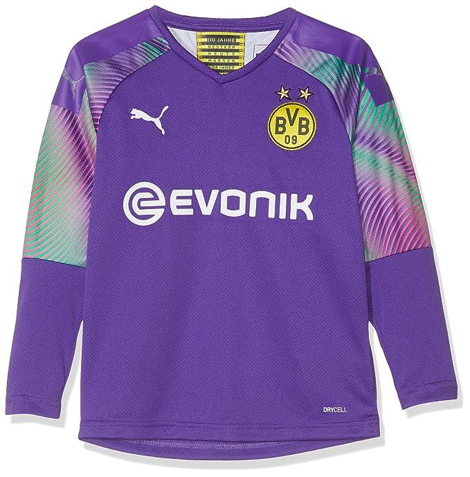 online retailer 47d00 e3c3d Puma Children's Bvb Ls Gk Shirt Replica Jr With Evonik ...