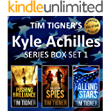 Kyle Achilles Series, Books 1-3 Box Set: Pushing Brilliance/The Lies of Spies/Falling Stars