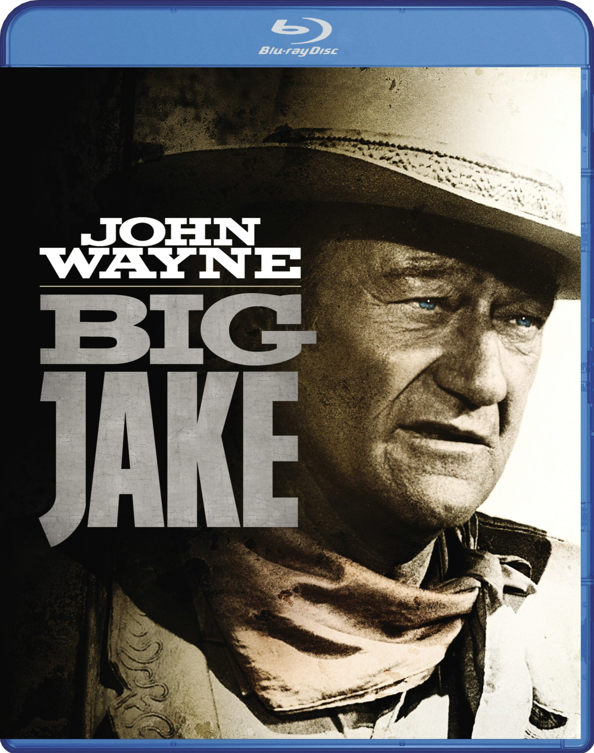 Blu-ray : Big Jake (, Dubbed, Dolby, AC-3, Mono Sound)