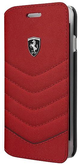 coque iphone 8 ferrari rouge