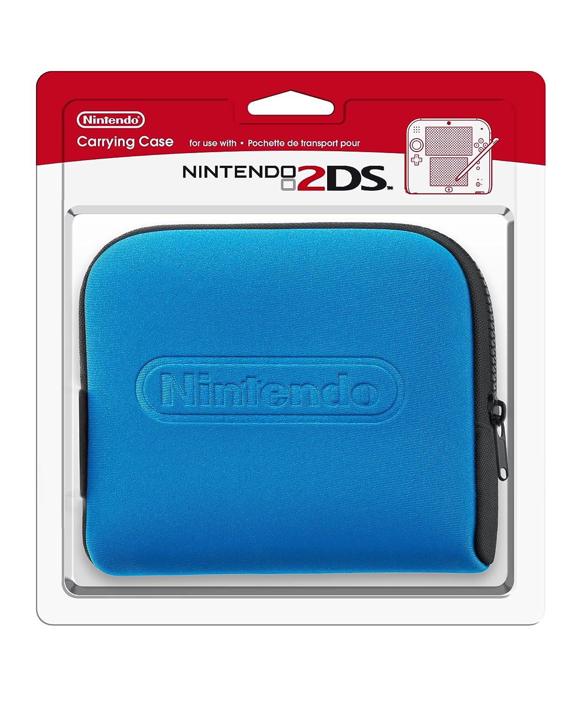 Nintendo - Funda, Color Azul 2DS: Amazon.es: Videojuegos