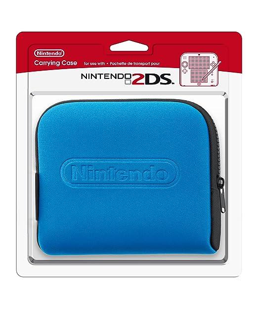 120 opinioni per Nintendo 2DS: Custodia, Blu