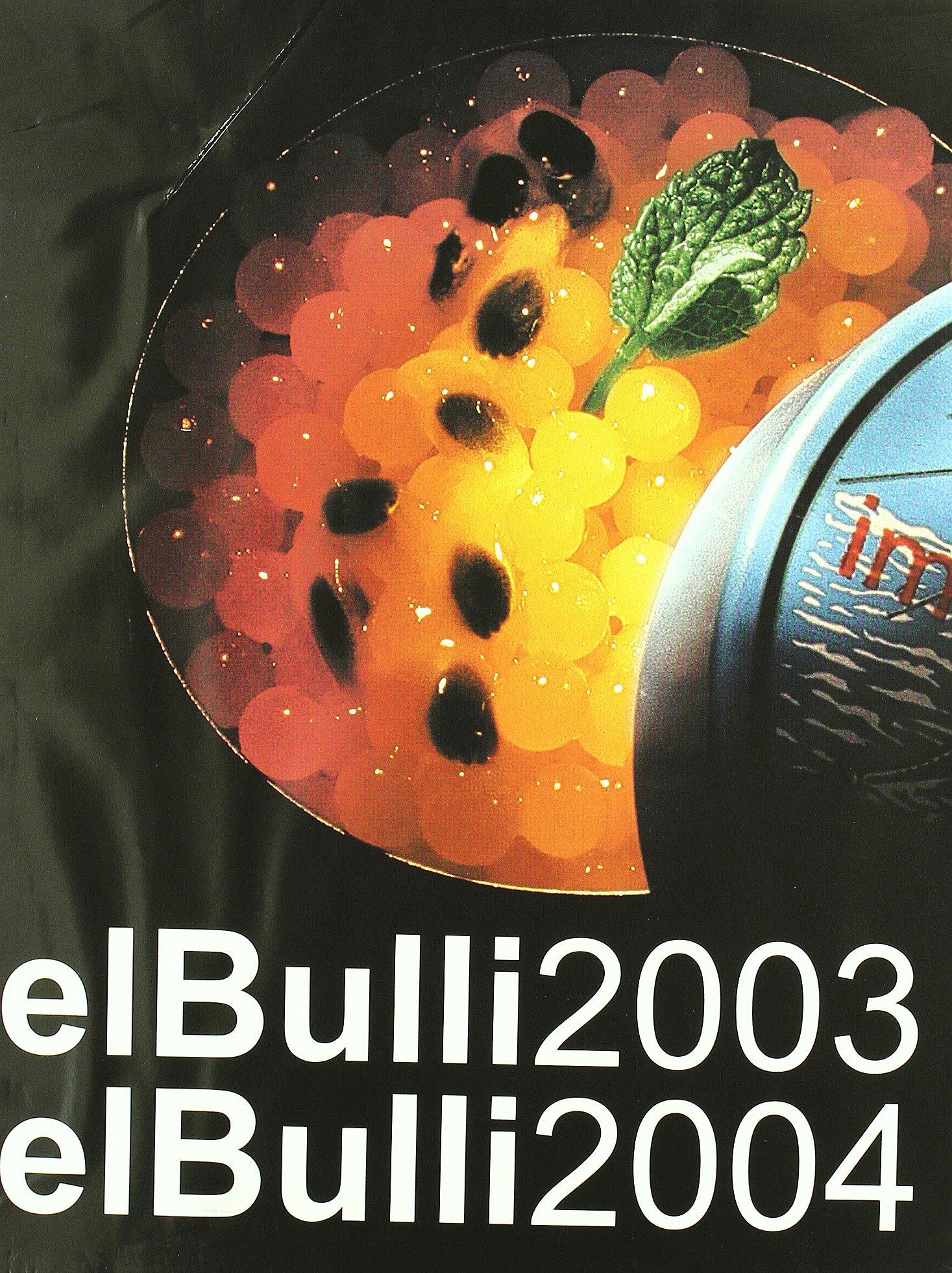 Read Online El Bulli 2004 (Catalogue 2004) pdf epub