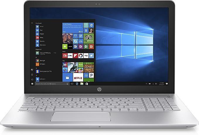 "1 opinioni per HP Pavilion 15-cc501nf 2.50GHz i5-7200U 15.6"" 1920 x 1080Pixel Argento Computer"