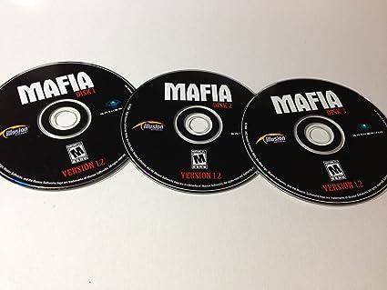 Amazon com : Mafia (3 CD-ROM's) For Windows 98/ME/2000/XP : Other