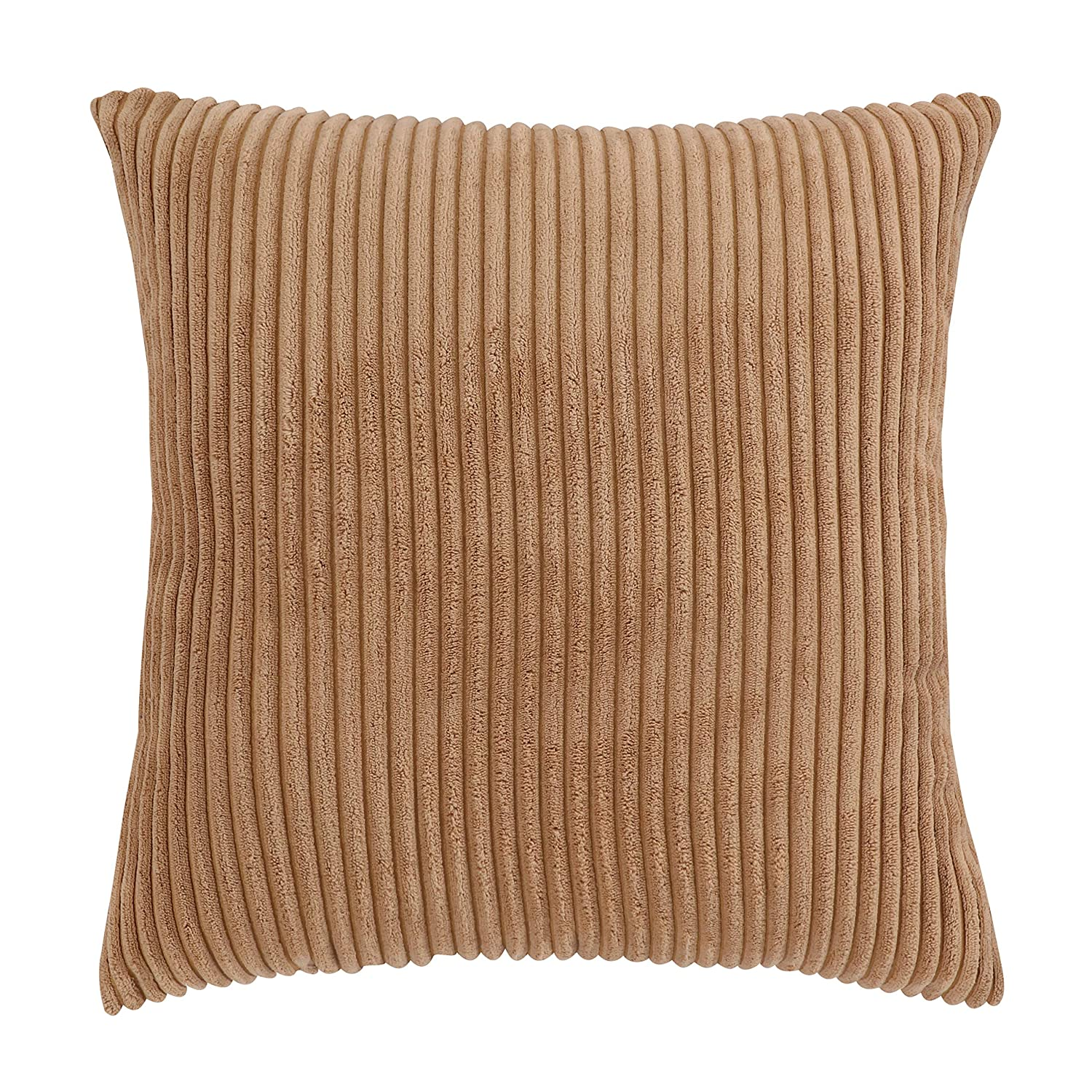 Brilliant Famibay Plush Sofa Cushion Covers 26X26 Decorative Soft Throw Pillow Case Covers With Zipper For Bed 26 X 26 Camel Andrewgaddart Wooden Chair Designs For Living Room Andrewgaddartcom