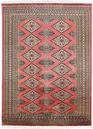 Carpetfine Pakistan Buchara 2ply Teppich 186x270 Rot