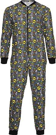 Timone Pijama Entero Una Pieza Ropa de Cama Hombre TI30-119