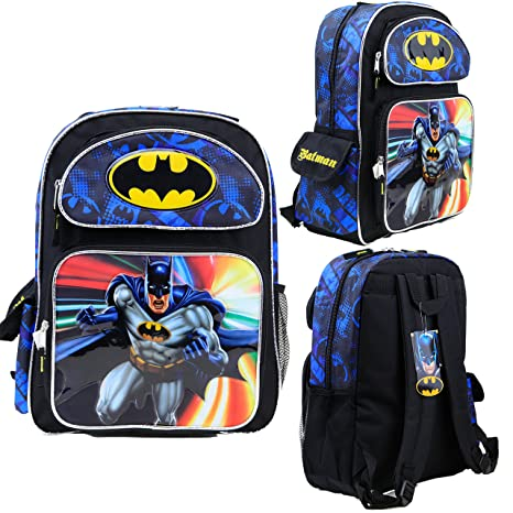 4505d559ba76 Amazon.com   Disney Batman Kids 16
