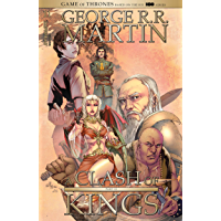 George R.R. Martin's A Clash of Kings: The Comic Book Vol. 2 #11 book cover