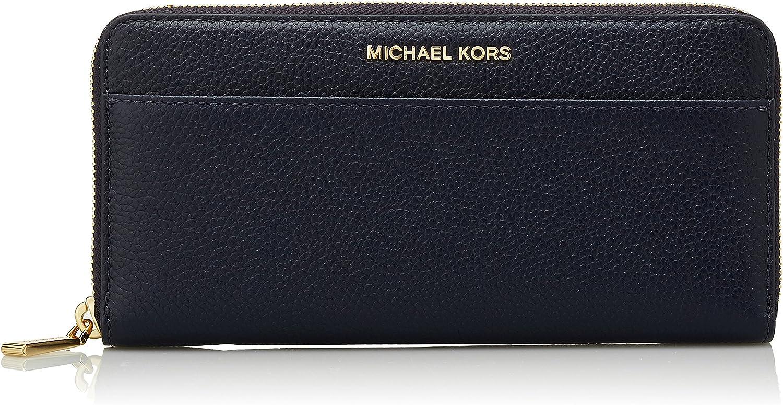Michael Kors Damen Wallets Geldbörse, Blau (Admiral), 2.5x21