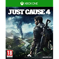 Just Cause 4 + Fast & Furious 8 Blu-Ray (Amazon Exclusive) (Xbox One)
