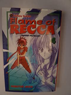 flame of recca tome 30