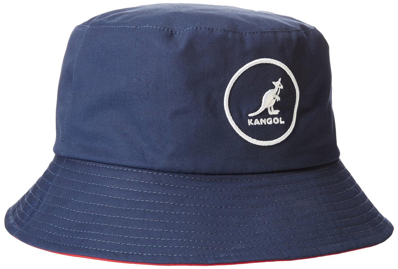 Kangol Men s Cotton Bucket Hat at Amazon Men s Clothing store  05e6a57dc6a