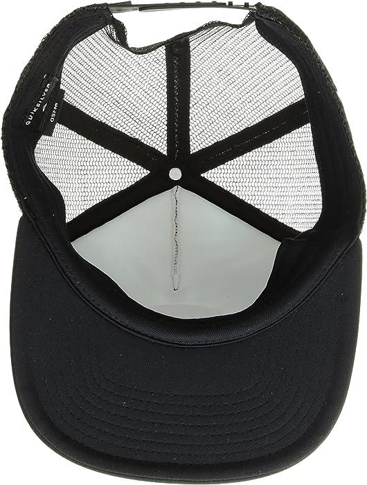402778b95cb Amazon.com  Quiksilver Men s Faded Out HAT