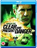 Clear and Present Danger [Blu-ray] [1994] [Region Free]