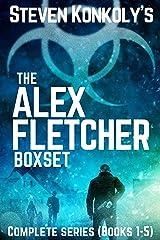 THE ALEX FLETCHER BOXSET (Books 1-5): A Modern Thriller Series Kindle Edition