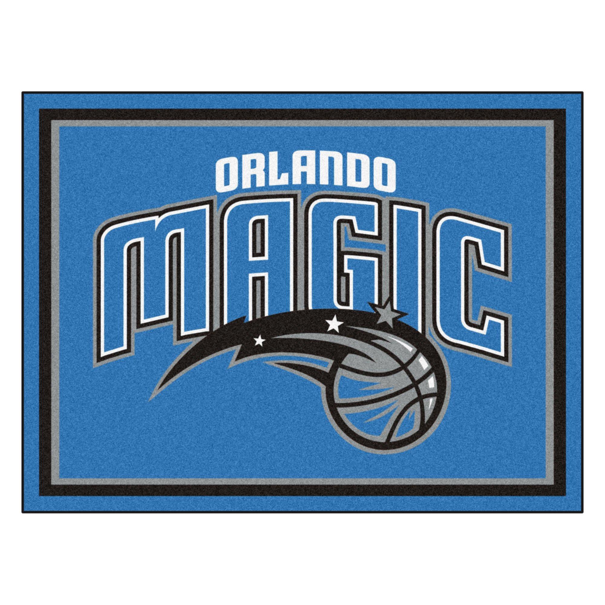 FANMATS 17463 NBA Orlando Magic Rug