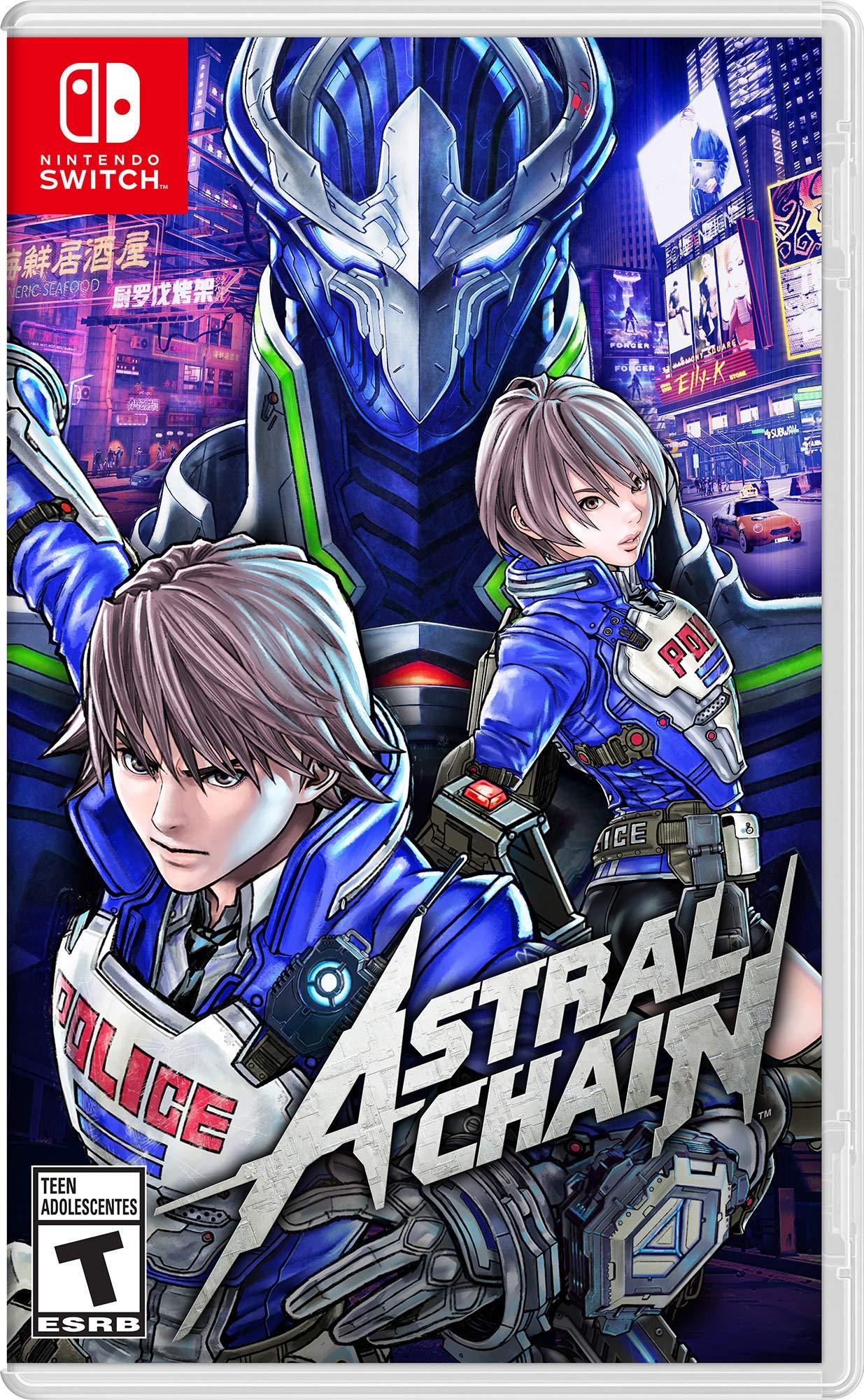 Astral Chain - Nintendo Switch [Digital Code]