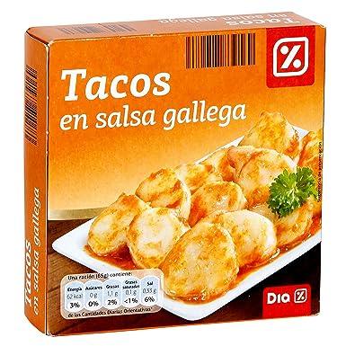 DIA - Tacos En Salsa Gallega Lata 168 Grs