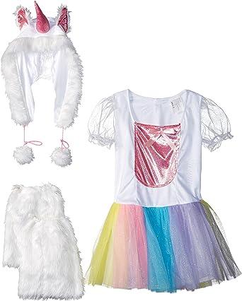 Fun World Miss Kitty Child Costume Multicolor Small