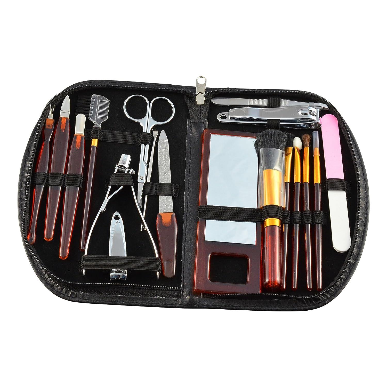 K-Pro Manicure e cosmetici set - 18pcs KMKS-001