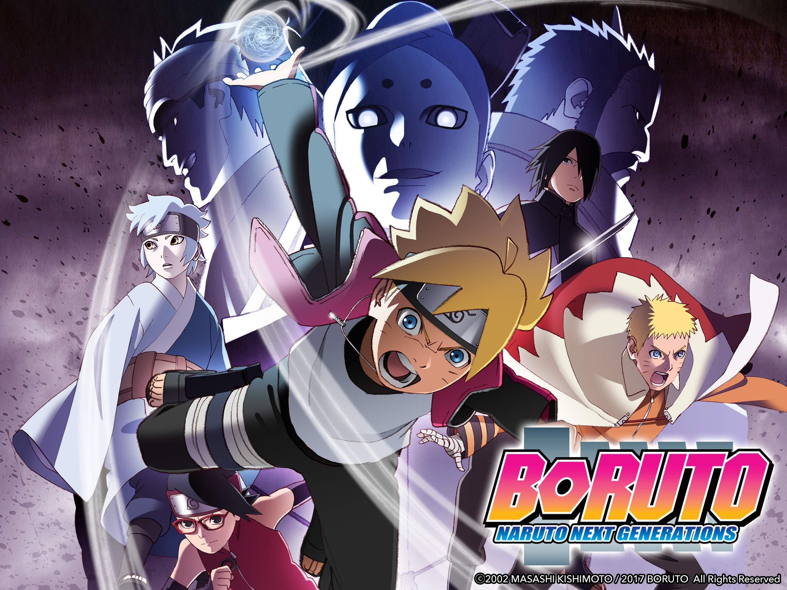 Watch Boruto: Naruto Next Generations Set 5   Prime Video
