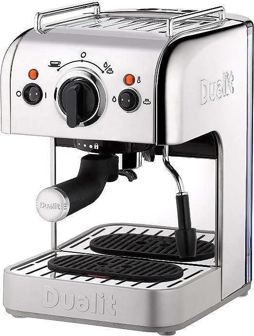 Amazon.com: Dualit 4-en-1 multi-brew Espresso machine con ...