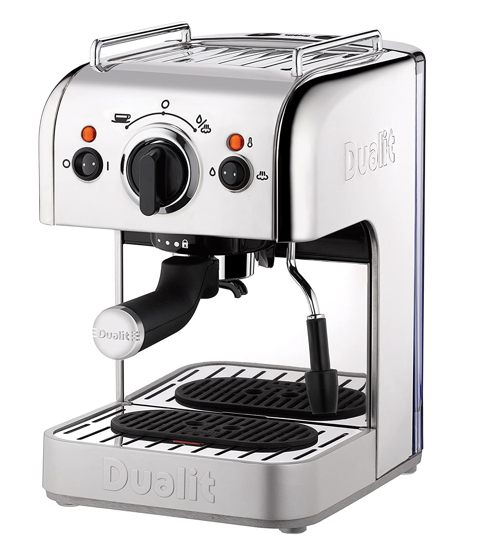 Dualit 4-in-1 Multi-Brew Espresso Machine with Bonus NX Adapter