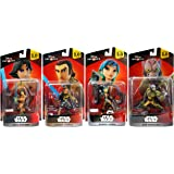 Disney Infinity 3.0 - Star Wars Rebels Bundle 4-Pack (Ezra / Kanan / Sabine / Zeb)