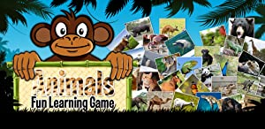 Animals Fun Learning Game by Aquamonkey Games