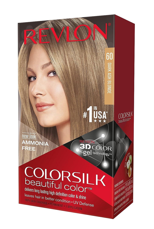 Amazon Revlon Colorsilk Haircolor Dark Ash Blonde 10 Ounces