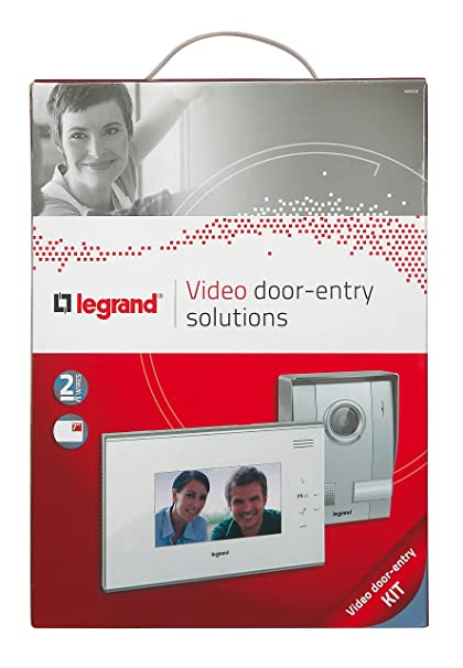 Legrand Leg369200 Video Door Entry Solution 7 Inch White Amazon