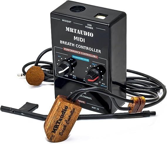 Mrtaudio Midi Breath Controller v2 for Yamaha bc3a