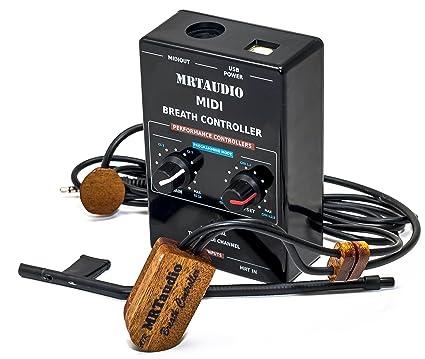 MRT Audio MIDI controlador de aliento para Yamaha BC3 A