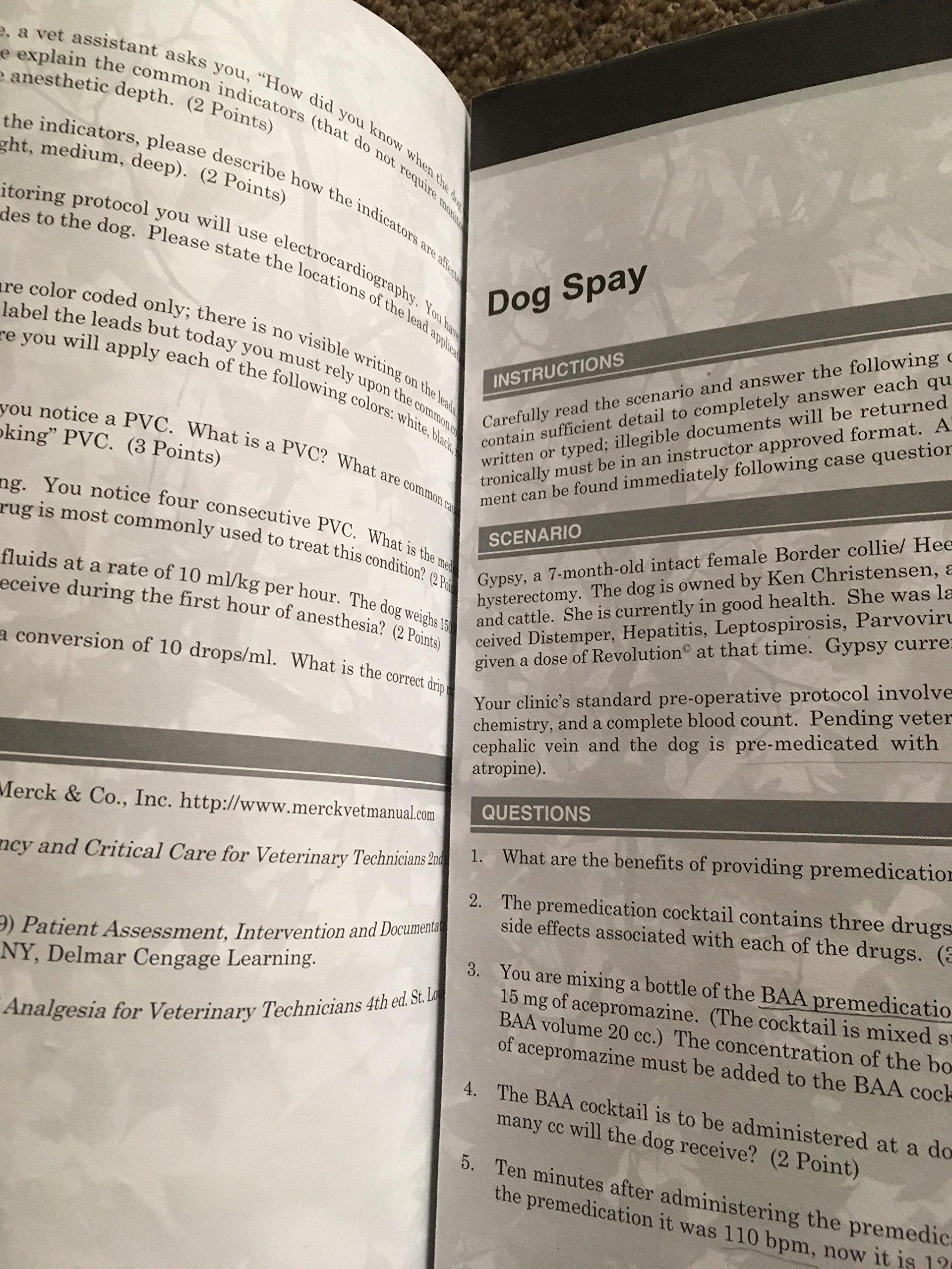 Case Studies in Veterinary Technology: Rockett & Christensen ...