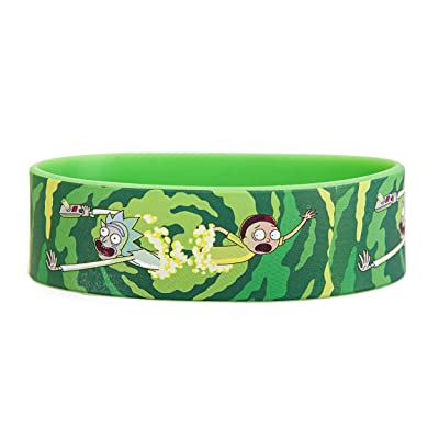 Hot Properties Rick and Morty Portal Run Wristband: Toys & Games