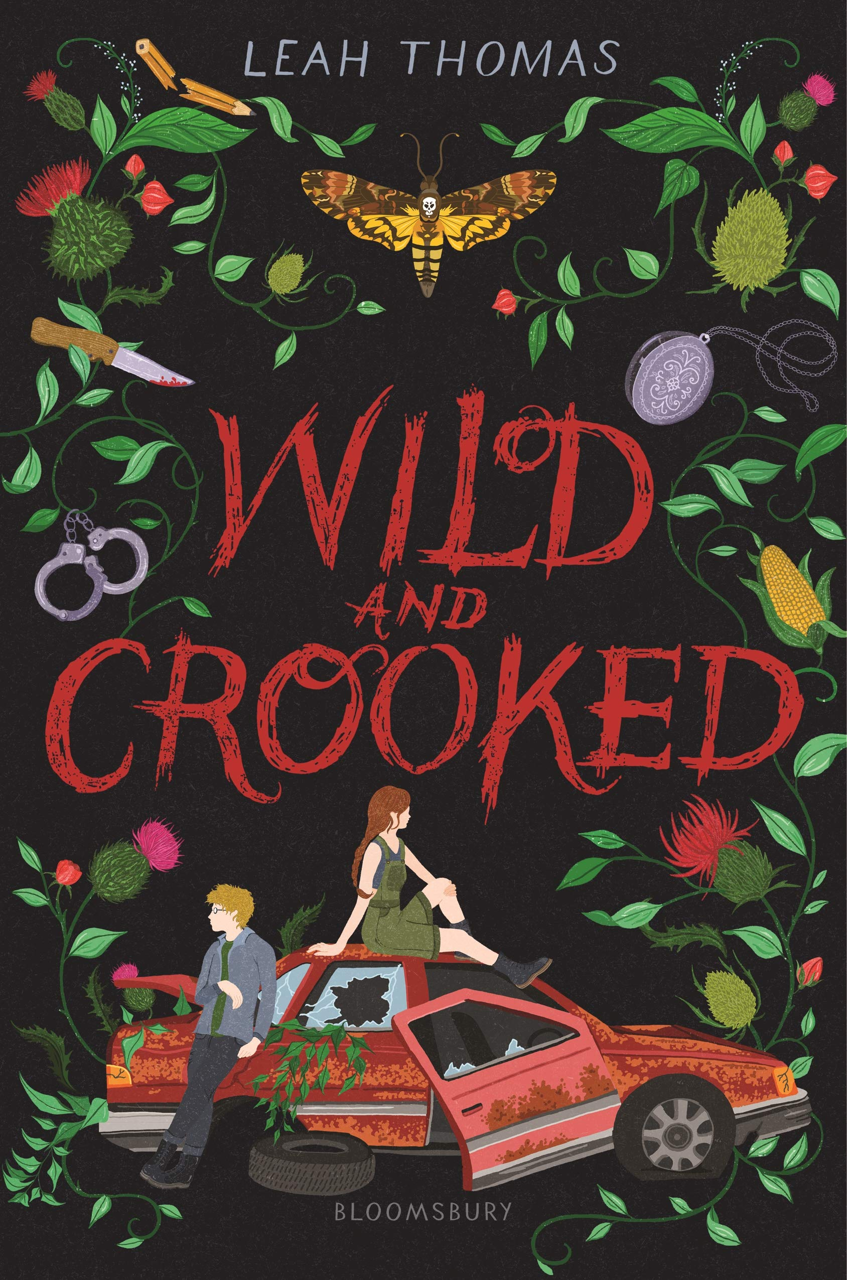 Image result for wild and crooked leah thomas