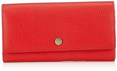 e5be56b73e Marc O Polo Accessories Women s 80269 45000 400 Wallets Red Size  20x11x3 cm