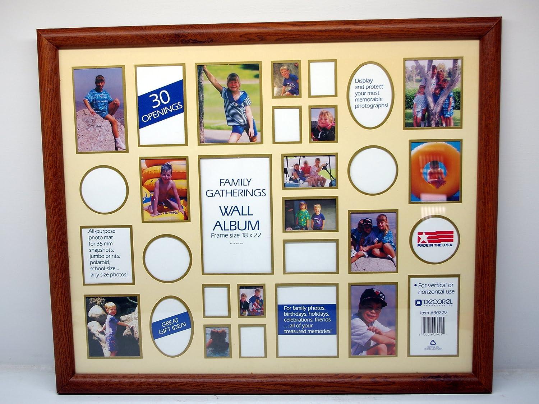 Family Gatherings Wall Album Frame 18\