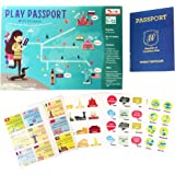 Cocomoco kids Play Passport Kit