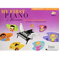 My First Piano Adventure Lesson: Book C: Noten, Lehrbuch, CD für Klavier