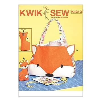 Kwik Sew Mustern k4212os Tasche und Scheren Halter Schnittmuster ...