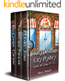 Bakery Detectives Cozy Mystery Boxed Set: Books 10 - 12
