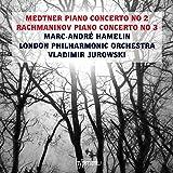 Medtner, Rachmaninov : Concertos pour piano. Hamelin, Jurowski.