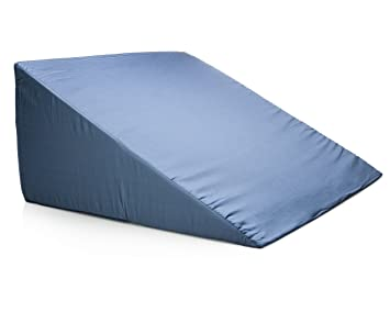 back bed wedge clinical therapeutic grade incline sleeping wedge pillow acid reflux gerd reliever - Bed Wedge For Acid Reflux