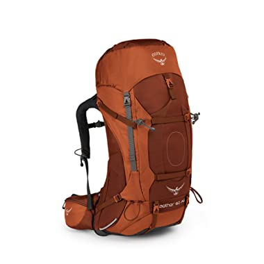 Osprey Packs Aether AG 60 Men's Backpacking Backpack